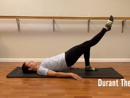 DIY Bridging Exercises for Hip Stretching & Strengthening