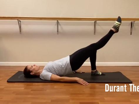 DIY Bridging Exercises for Hip Stretching & Strengthening