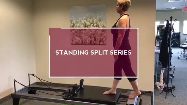Modifications for May week 4....Standing Split Series