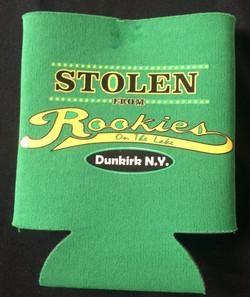 Stolen from Rookies Koozie