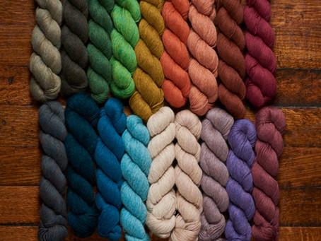 In het najaar verwacht: Yarnadelic van John Arbon Textiles