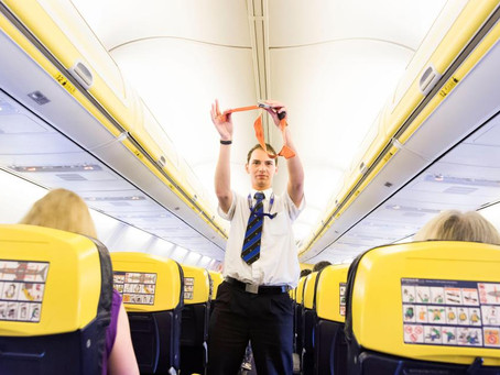 The wisdom of the in-flight passenger safety briefing