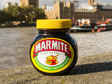 When the Gospel is Marmite