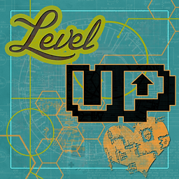 Level Up Events Logo (SL)