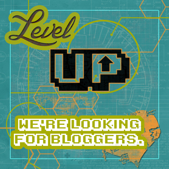 Blogger Applications Open