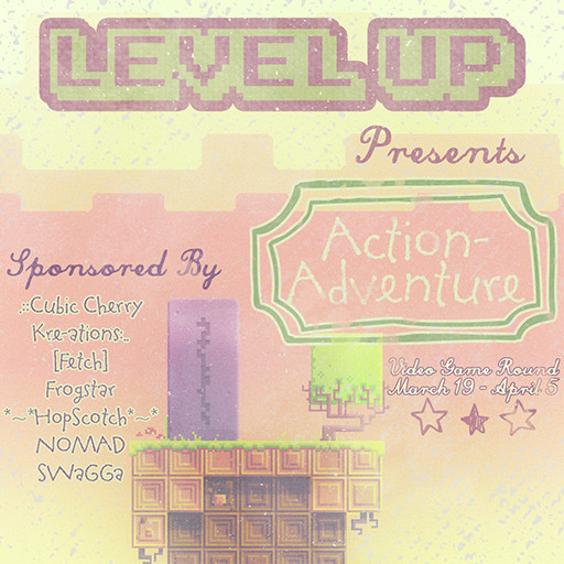 Level Up: 'Action-Adventure'