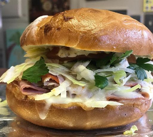 Charleston, SC Bagel Sandwiches