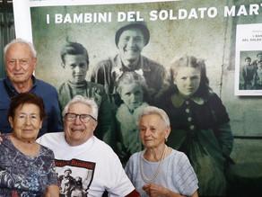 US war veteran reunited with Italian siblings he saved as children