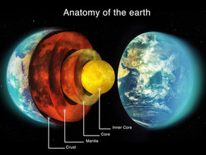 Earth's iron core may not be a solid as scientists once thought