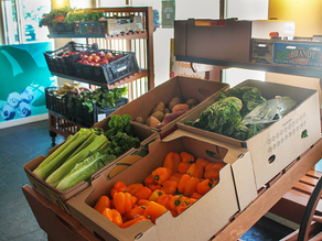 Charity opens up 'Pay What You Feel' grocery store to ensure nothing goes to waste