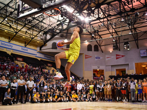 16-Year-Old Jalen Lewis Becomes Youngest American Pro Basketball Player Ever