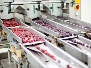 New processing and cooking technology helps reduce carbon and energy consumption