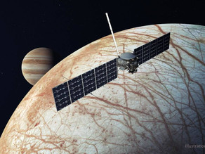 SpaceX Falcon Heavy Rocket Selected to Launch NASA Probe to Europa