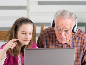 Using internet in retirement boosts cognitive function