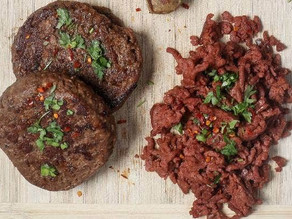 New faux meat is healthier, has more flavours and is eco-friendly