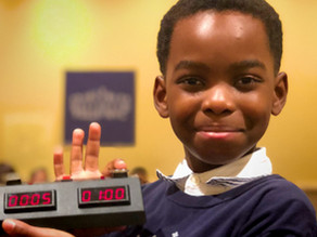 10-year-old boy who once lived in a homeless shelter becomes America's newest Chess Master