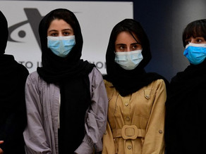 Afghan Girls Robotics Team Asks White Lady to Stop Claiming She Rescued Them From the Taliban