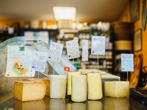 Almost everything you know about cheese is wrong.