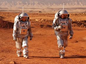 Life on Mars: simulating Red Planet base in Israeli desert