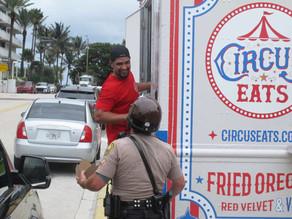 Army of volunteers assist first responders with food, water in Surfside Florida