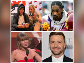 Celebrate World Art Day with 10 celebrities you didn't know had hidden artistic talents