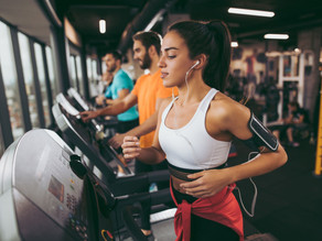 Moderate-vigorous exercise boosts fitness three times more than walking alone