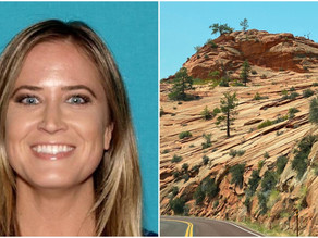 California mom Holly Suzanne Courtier found safe 12 days after vanishing in national park
