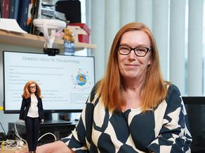 Barbie creates doll to represent British COVID-19 vaccine developer