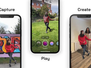 New app transforms an iPhone into a 3D augmented reality-ready camera