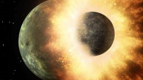 Research finds that inner solar system planets were formed through violent collisions