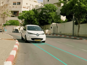 Wireless EV charging technology may soon be available on US roads