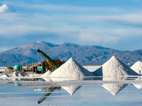 New green process pulls lithium from contaminated water to meet growing global demand
