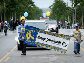 Primer on Juneteenth now that it is a federal holiday