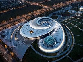 The World's Largest Astronomy Museum Opens This Month in Shanghai