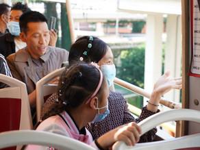 Tibetan children celebrate successful heart surgeries in city