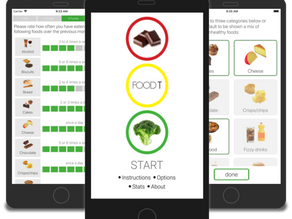 Junk food game helps people eat less and lose weight