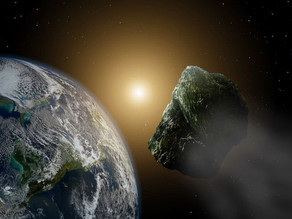 Giant 'mega comet' up to 200 miles wide spotted making its way into our solar system