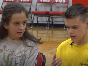 Student's kindness to special needs classmate goes viral
