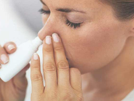 Love hormone Oxytocin delivered in a nasal spray could help fight obesity, study shows