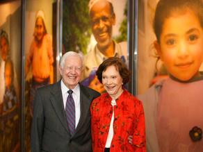Jimmy, Rosalynn Carter prepare to celebrate 75th wedding anniversary