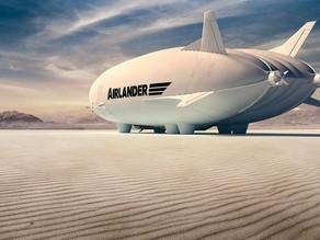 Could Airlander Airships Be The Green Future Of City-Hopping Air Travel?