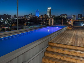Shipping Container Swimming Pools Make a Splash
