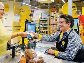 Dutch supermarket chain opens 'chat checkouts' to combat loneliness among the elderly
