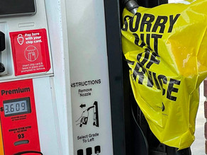 Tales from gas pumps in the Carolinas: Long lines, small miracles — and free Slurpees