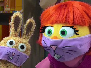 Sesame Street video helps kids with autism learn to wear a mask