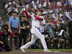 Shohei Ohtani donates $150K from home run derby to 30 Angels trainers and clubhouse staff