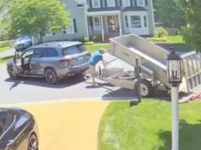 Daughter responds with kindness after her dad dumps 80,000 pennies on mom's lawn