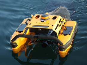 Meet Jellyfishbot, the robot that eats sea trash