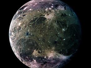 For the first time, evidence found for water on Jupiter's Moon Ganymede