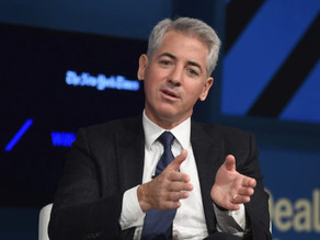 Bill Ackman donates 26.5 million shares ($1.3 Billion) of Coupang stock to charity